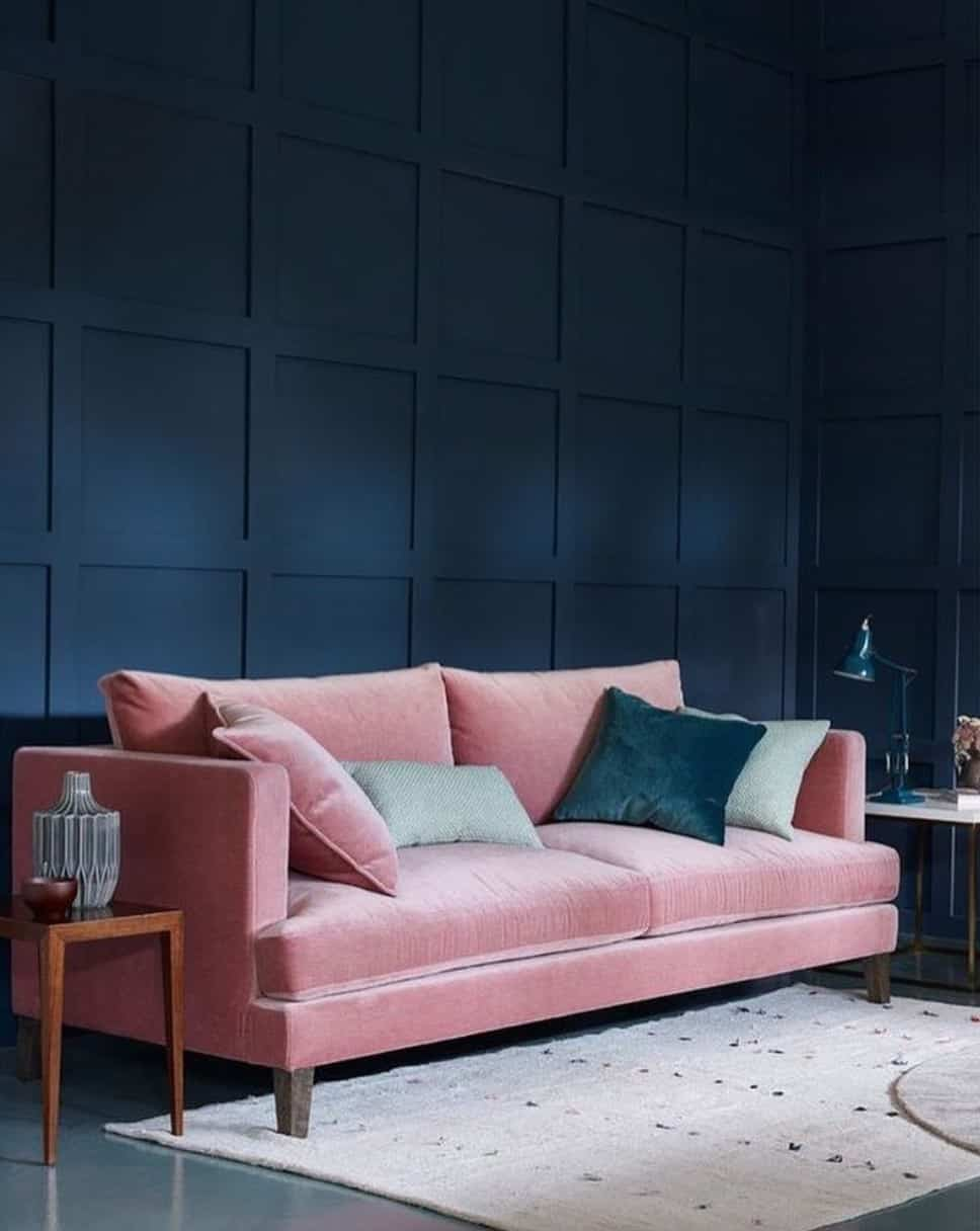 Inspiration: Pink, Pink and More Pink Interiors