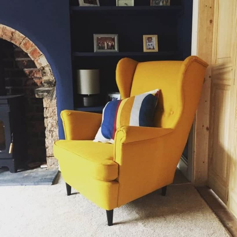 Must Have Mustard Yellow Chairs Interior Design Buyers