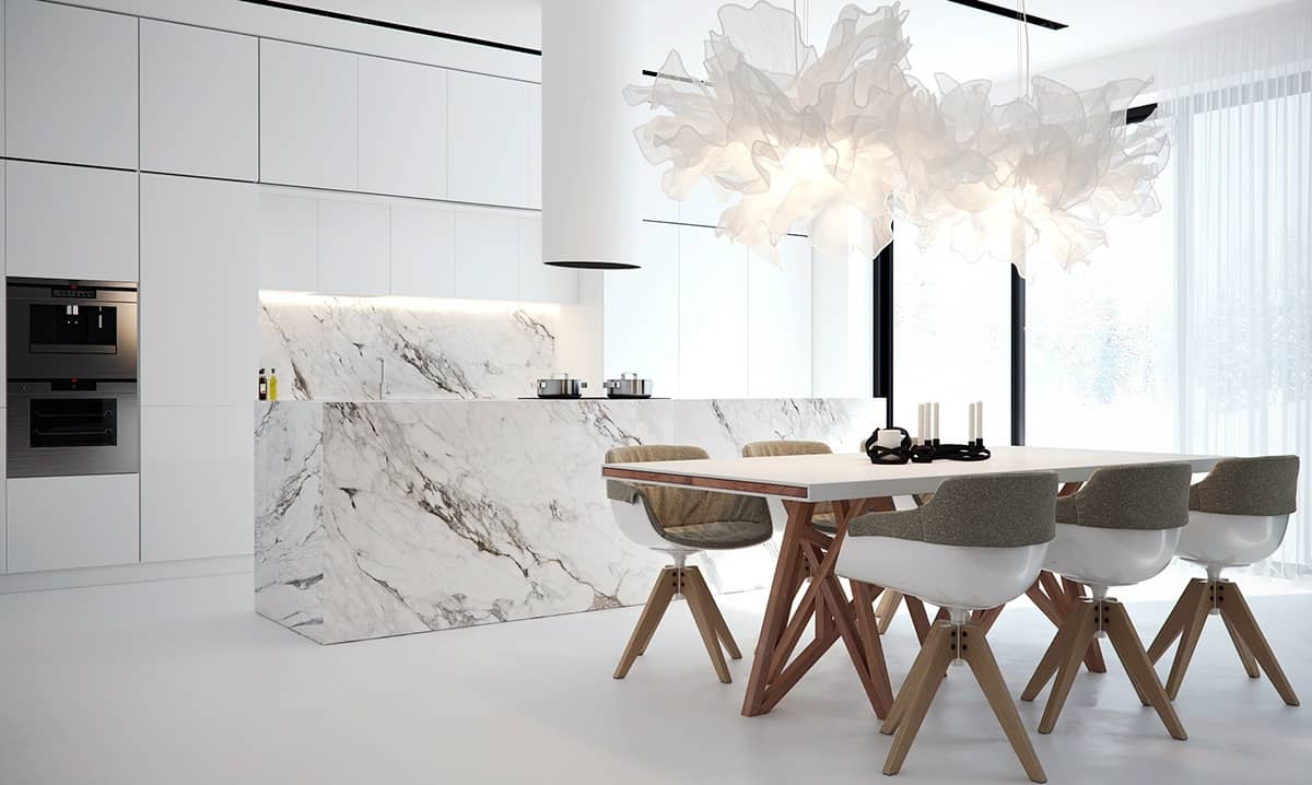 Marvellous Marble Interiors