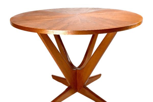 SØREN GEORG JENSEN, COCKTAIL TABLE, TEAK