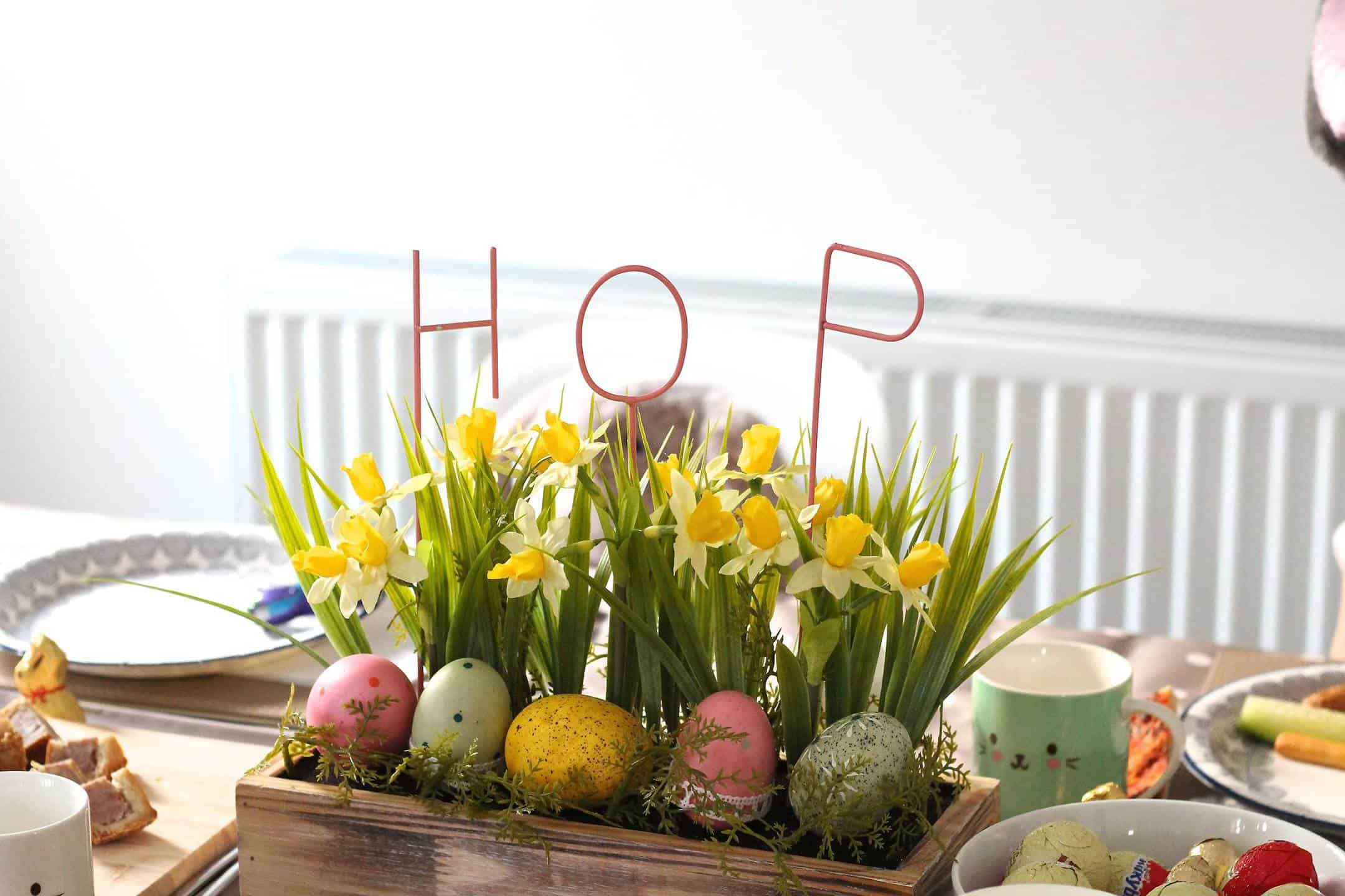 Easter Table Dressing Ideas