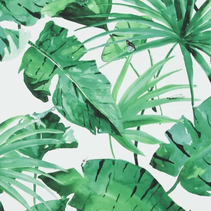 Our Favourite Jungle And Leafy Wallpapers Interior Design Buyers Guides