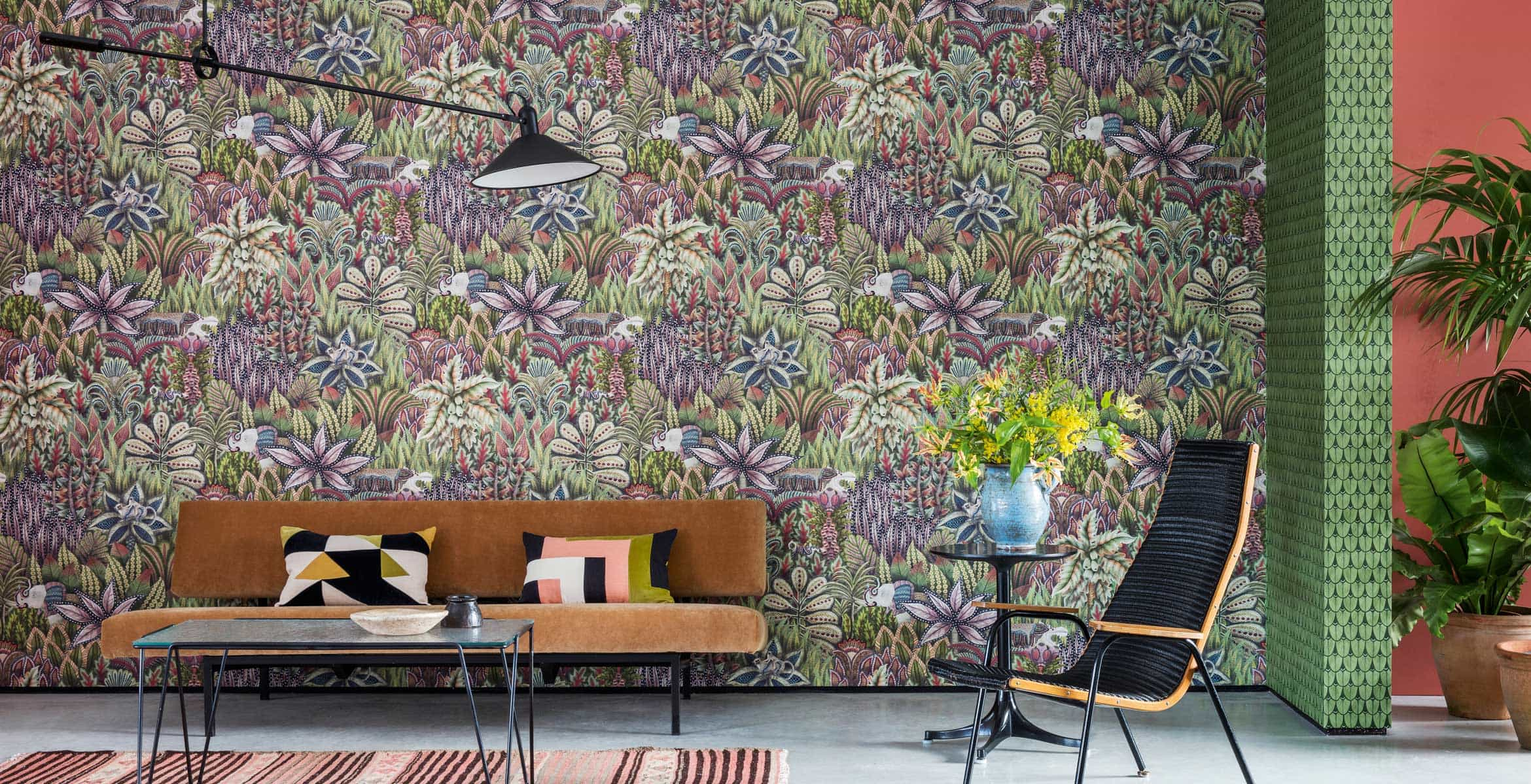 Our Top 3 Favourite Wallpaper Manufacturers of the Moment