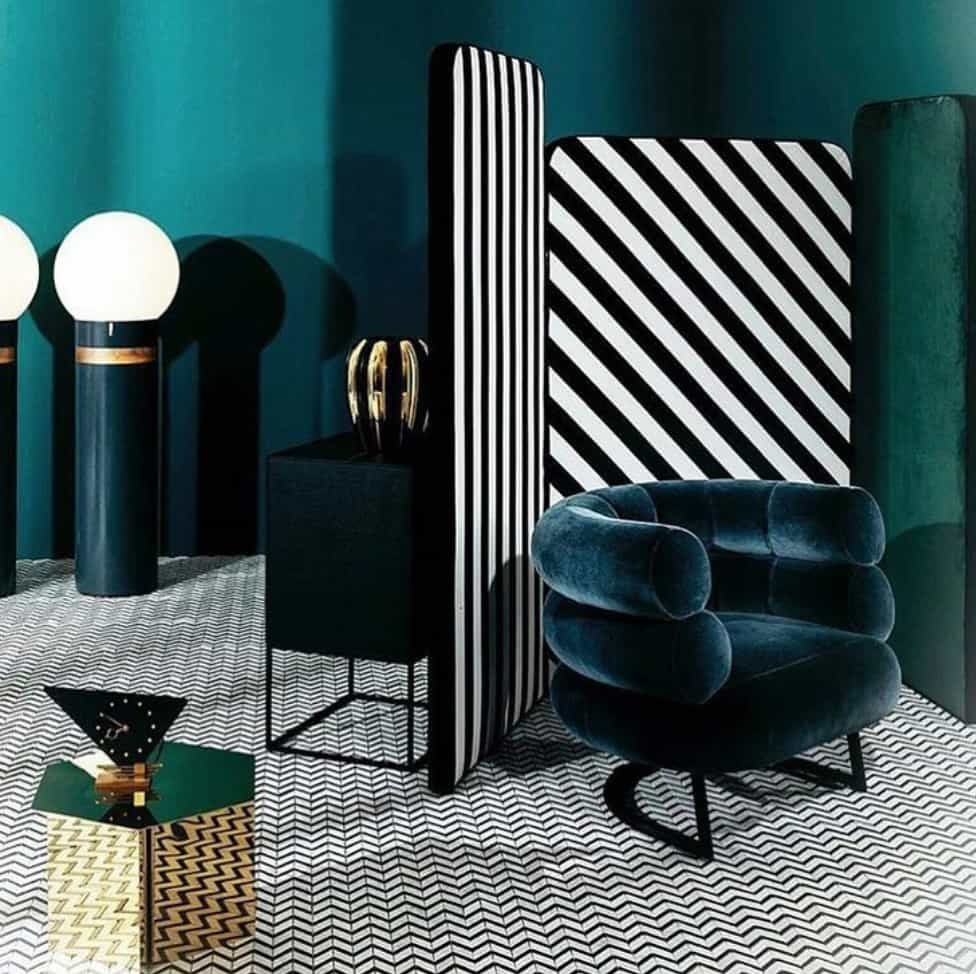 Inspiration: The Rise of Terrific Teal Interiors
