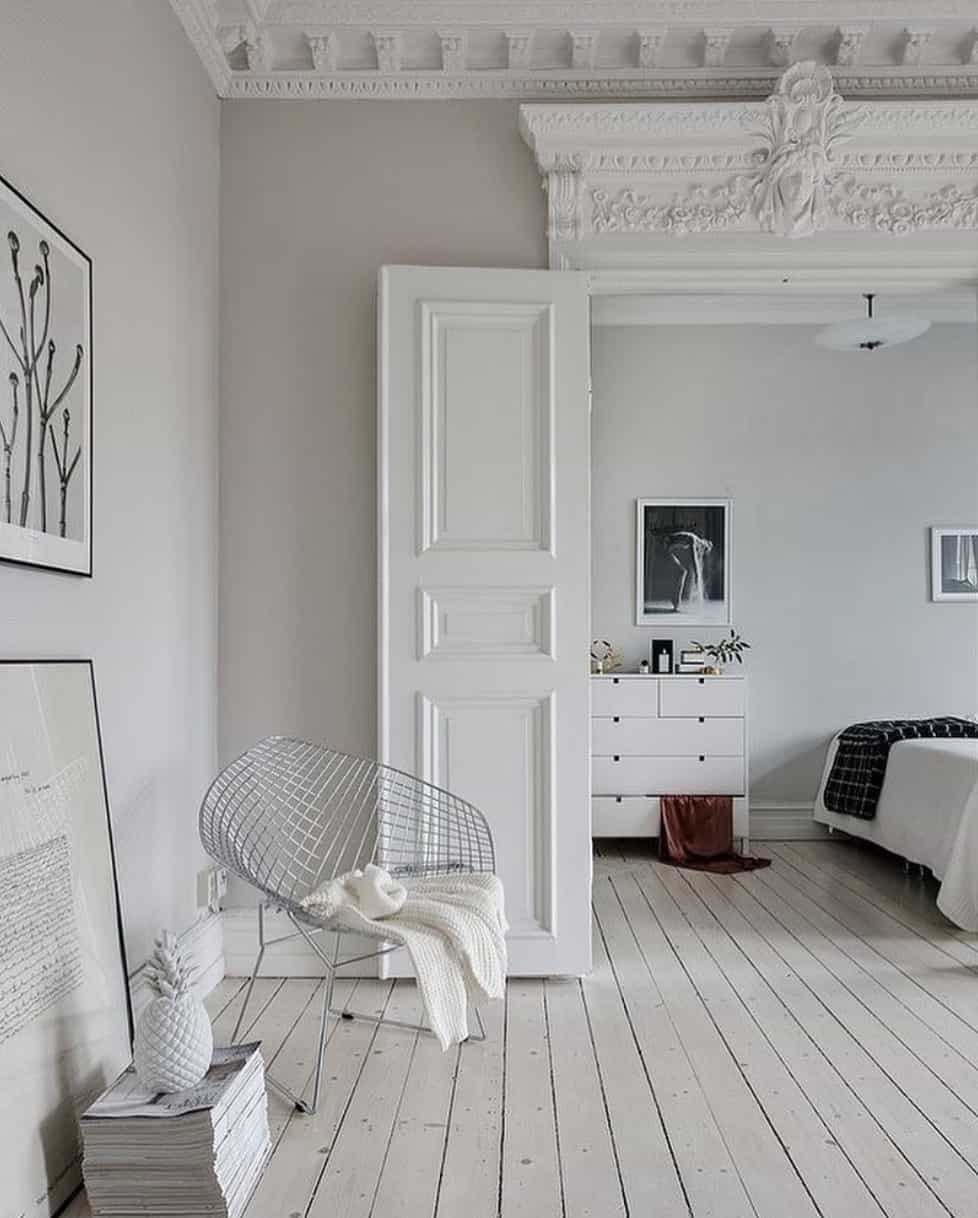 Inspiration: White Rooms