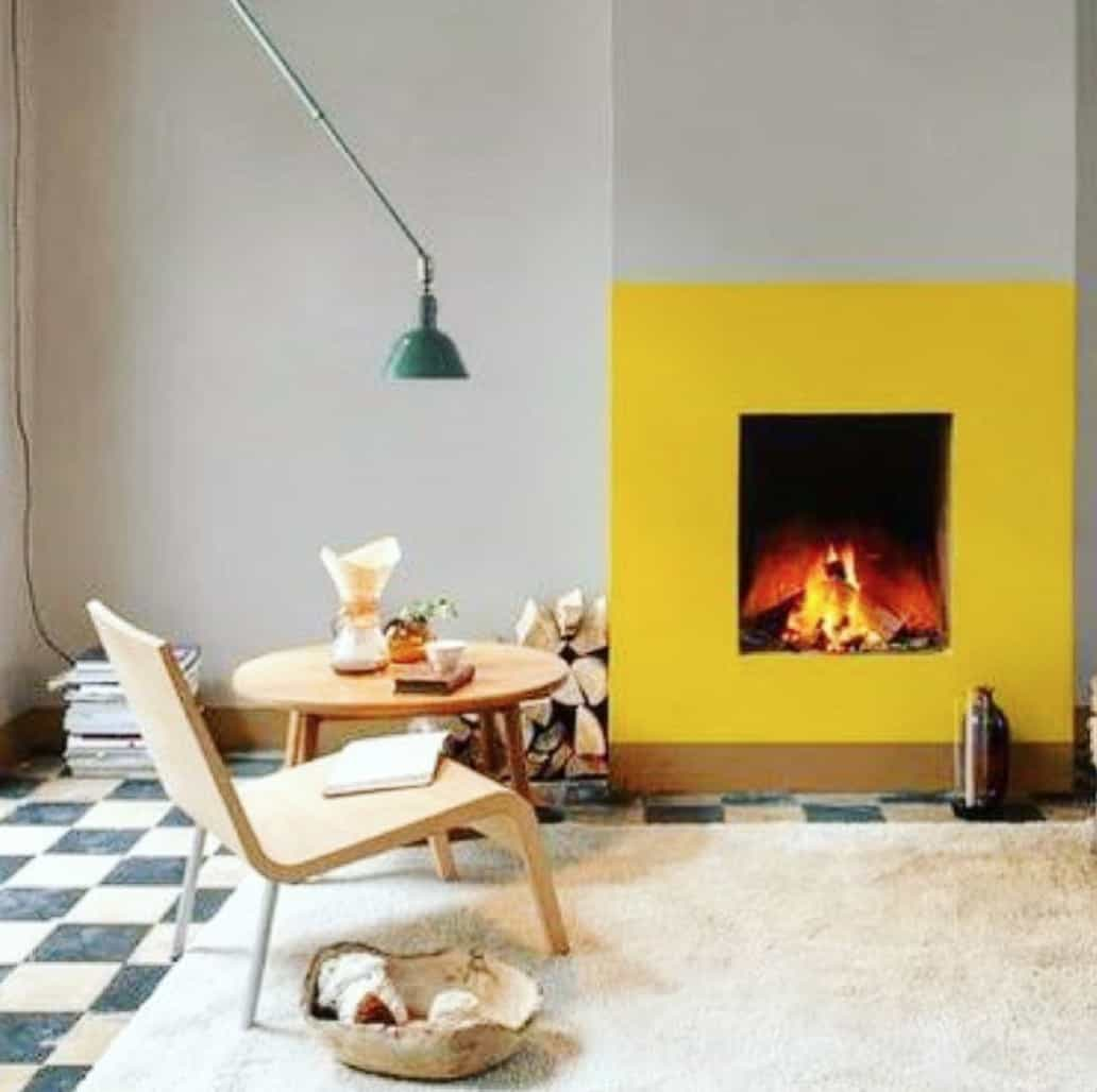 Inspiration: Colour Blocking | Interior Design Trends Online, UK ...