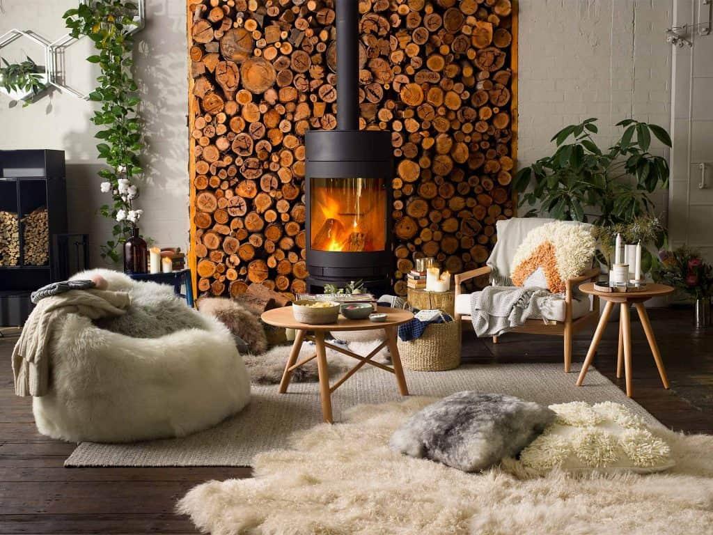 AW17/18 Trend: Rustic Scandinavian Interiors