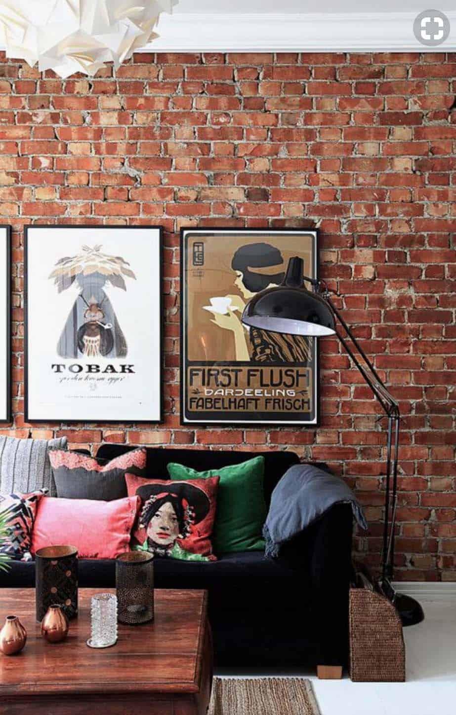 Inspiration: Exposed Brick Interiors Inspiration