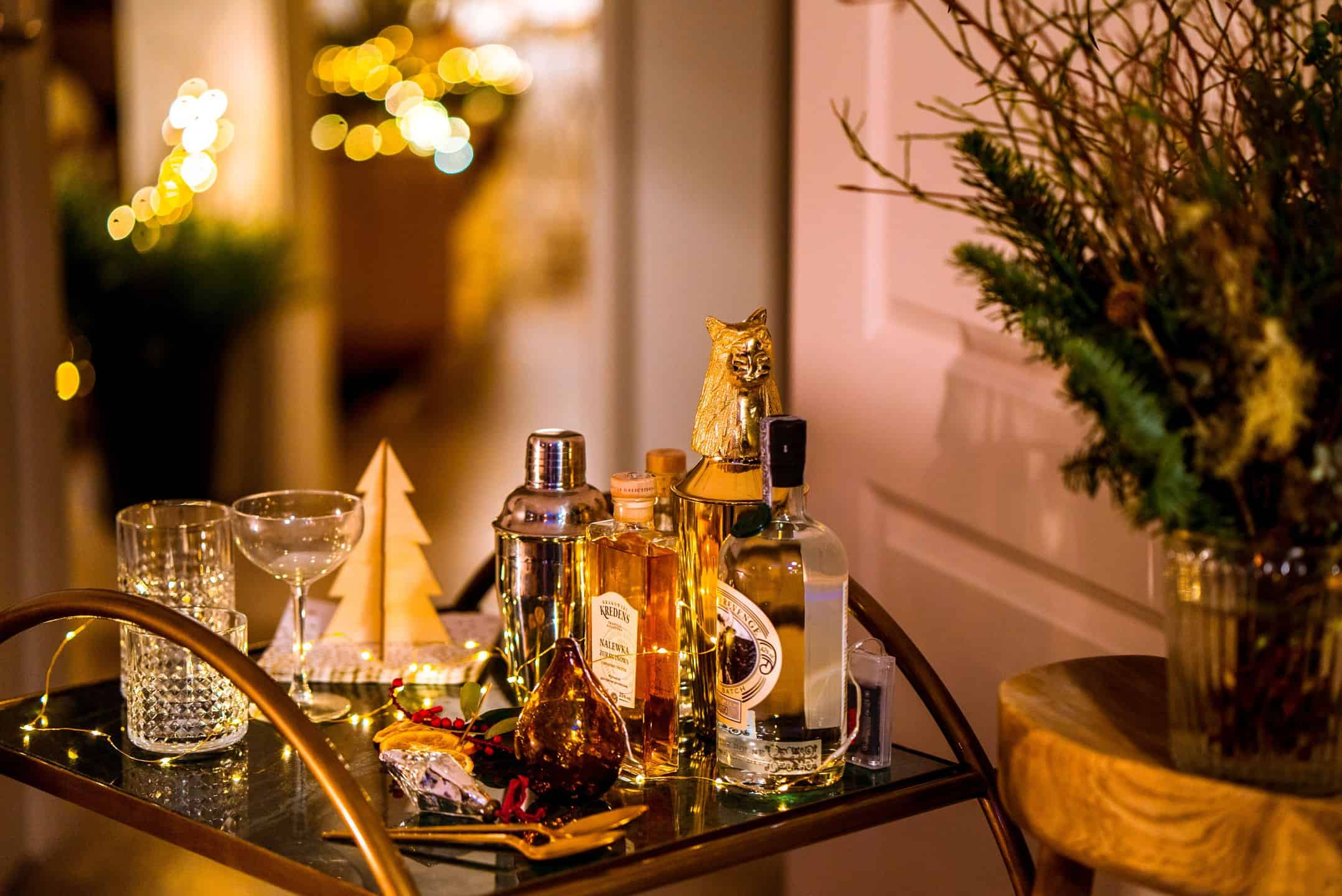 Best Drink Trollies for the Festive Season