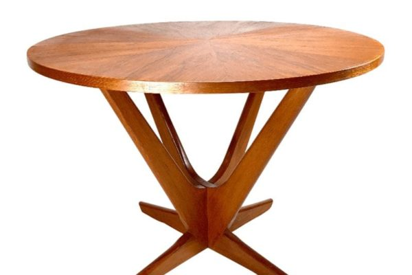 SØREN GEORG JENSEN, COCKTAIL TABLE, TEAK