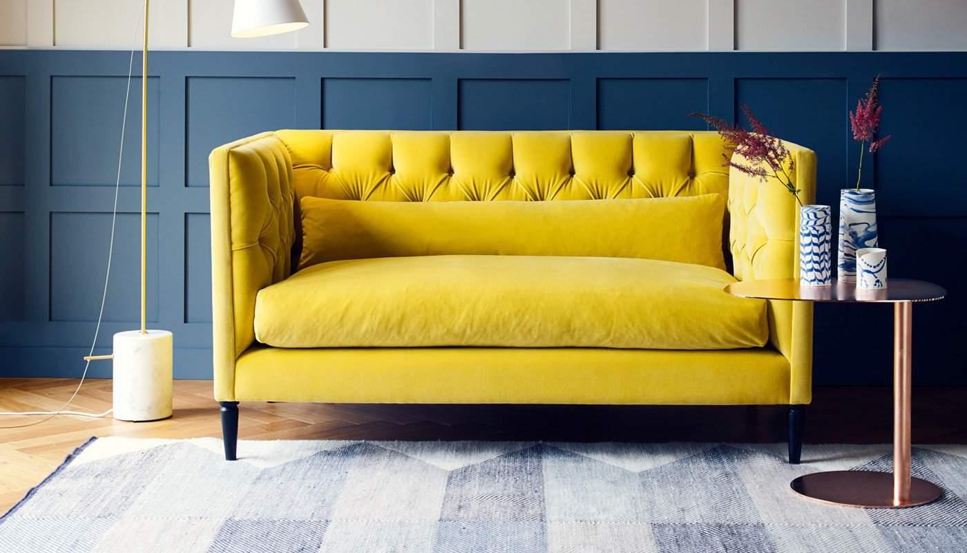 Velvet Sofas: Our Favourites