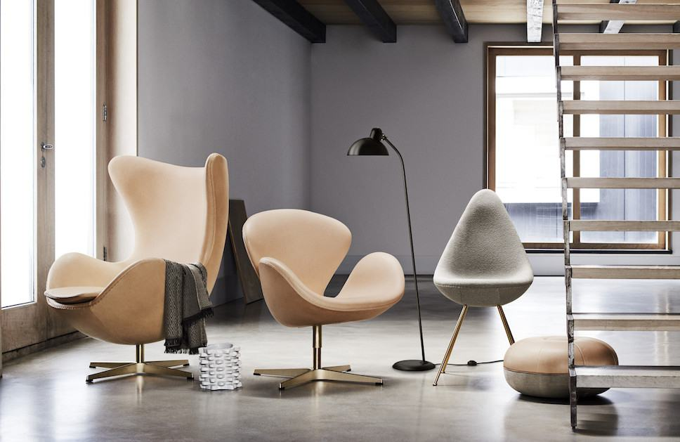 Happy 60th Anniversary Egg Chair