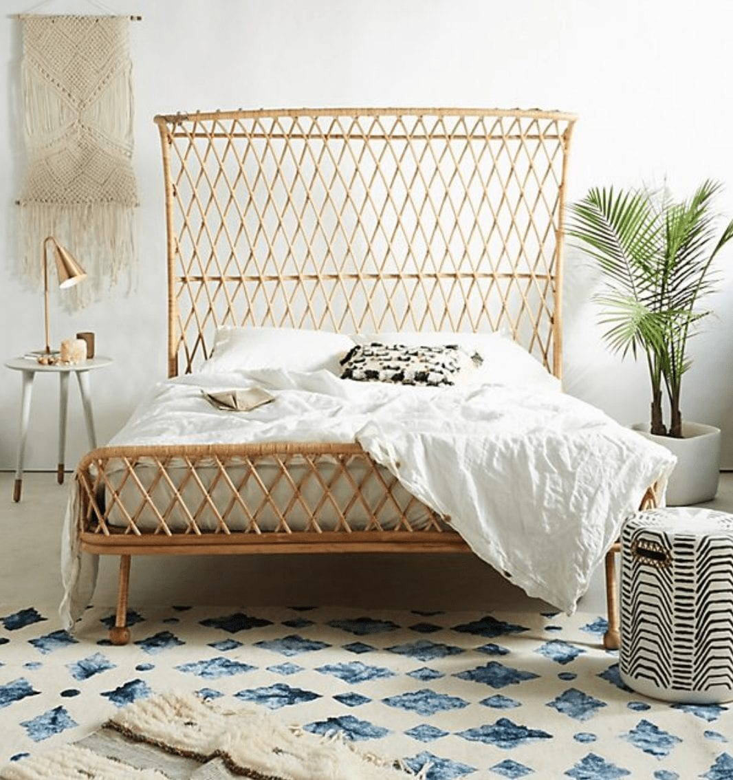 Buying Guide Rattan Beds And Headboards Interior Design Uk Inspiration