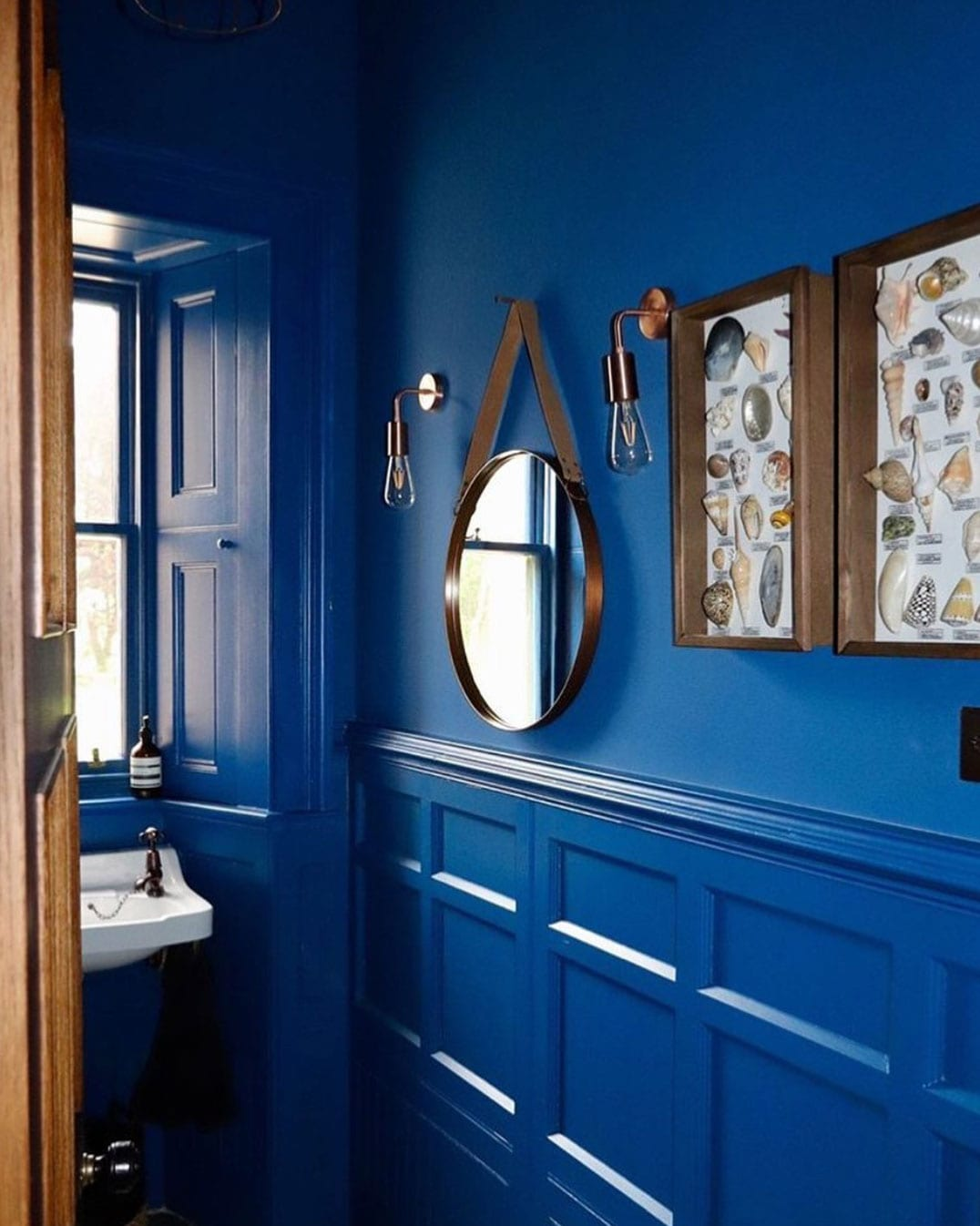 Brilliant Blue Interiors Inspiration Interior Design Uk Inspiration