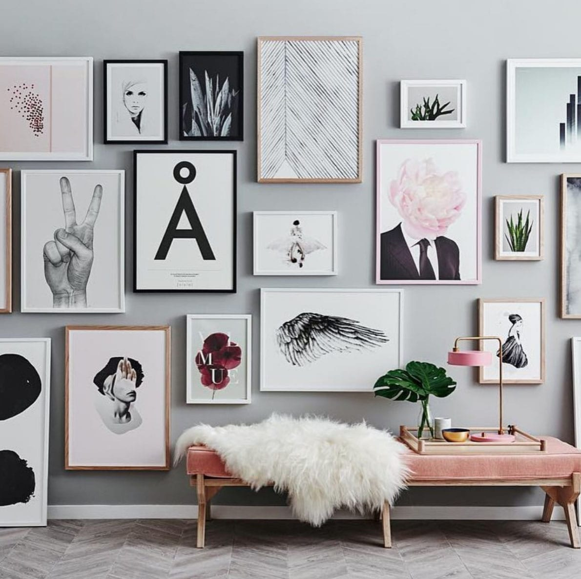 Gallery Wall – how to get it right