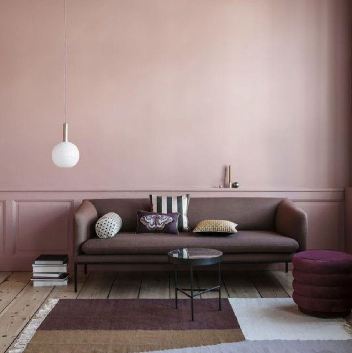 pink loung